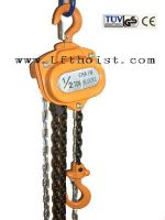 chain hoist, Tecles manuales in high quality CE, GS