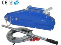 wire rope winch, tecle manuales palancas in high quality