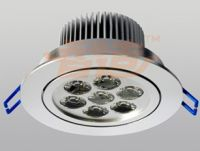 LED Ceiling Lamp 7x1W