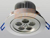 LED Ceiling Lamp 5x1W