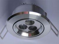 LED Ceiling Lamp 3x1W