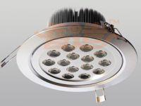 LED Ceiling Lamp 15x3W