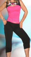 Very atractive fitness outfit!!!