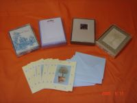 Cards and envelopes
