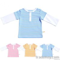 Infants Coat Long-sleeves T-shirt