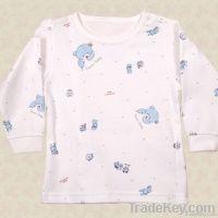 2013  New Babies Long sleeves Underwear coat