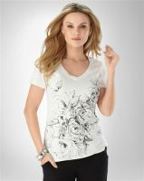 New Fashion Lady short sleeves T-shirt