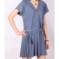 2013 New fashion Summer girls short sleeves V-collar T-shirts + Skirts N