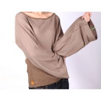 New arrival Fashion spring & autunm womens long sleeves tops F