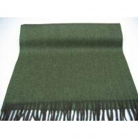 Sell Unisex green long cashmere shawl scarf Y-09825