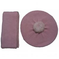 2013 New style wool and cashmere hat scar sets Y09