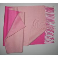 Hot sales! autumn ladies red pink long shawl Y-09010