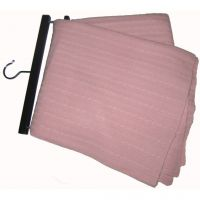 New fashion long cashmere woven pink blankets 1234