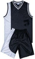 Professional Basketball Uniform