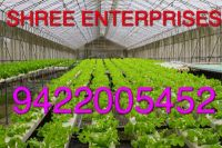 Hydroponics Greenhouse Material and Accessories