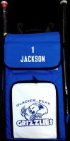 Proffasionel Team Baseball Softball Bag Pack