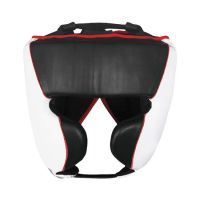 Best Quality Boxing Head Guard Leather