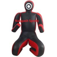 wholaesale Martial Arts Equipment Artificial leather Wrestling dummy Boxing dummy