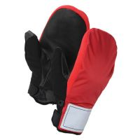 Customized Leather Boxing Bag Gloves/ Boxing Mitts