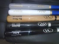 Wooden Customzied Proffasional Baseball Bat