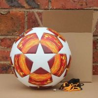 Recommended By Professional Players Quality Thermal Bonded Soccer Ball  Football Size 5 New Design