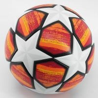 Match Quality Thermal Bonded Soccer Ball  Football Size 5 New Design
