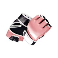 Cheap Price High Quality Artificial Leather MMA Grappling Gloves
