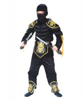 Comfortable fitting ninja uniform suits