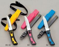 Diving Hunter  knives Stainless Steel Set