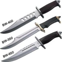 BOWIE KNIFE Stainless Steel