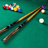 Wooden Snooker Pool Billiard Cue Stick