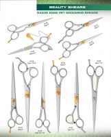 BEAUTY INSTRUMENTS High Quality PET GROOMING EDGE SHEARS