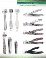 BEAUTY INSTRUMENTS High Quality Professional Fancy Nails & Pedicure Tools Corn & Nail Cutters