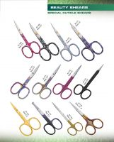 BEAUTY INSTRUMENTS High Quality Professional Cuticle & Nails Shears