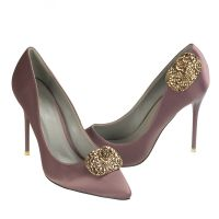 Lanefine Shoe clips Antique Gold 1/one pair