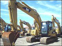 Excavator CAT320C