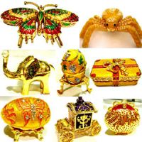The DADB series caskets, jewelry boxes