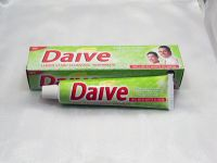 Daive Lemon Stain-Cleansing Toothpaste