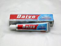 Daive Whitening and Stain-removing Toothpaste