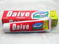 Daive Triple-Effect Toothpaste