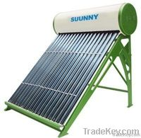 SK201 integrated unpressurized solar water heater