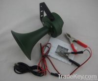 Bird caller with Timer, built-in 35W speaker