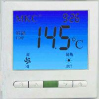 LCD  Thermostat (Silver)