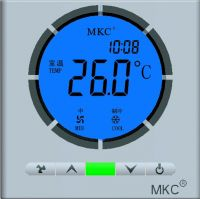 LCD Thermostat (Round Screen)