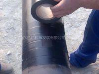 Cold applied tape for pipe