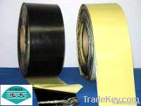 Polyethylene bitumen cold applied wrapping tape