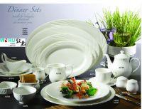 Hotel porcelain tableware
