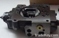 Kawasaki #K3V180 yoke assy, K3V112 controller, valve plate