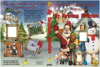 My Christmas Adventure Animated DVD