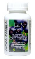 Acai Berry - Bottle of 90 capsules (500 mg)